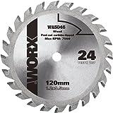 WORX WA5046 WORXSAW 120 mm 24T TCT Blade