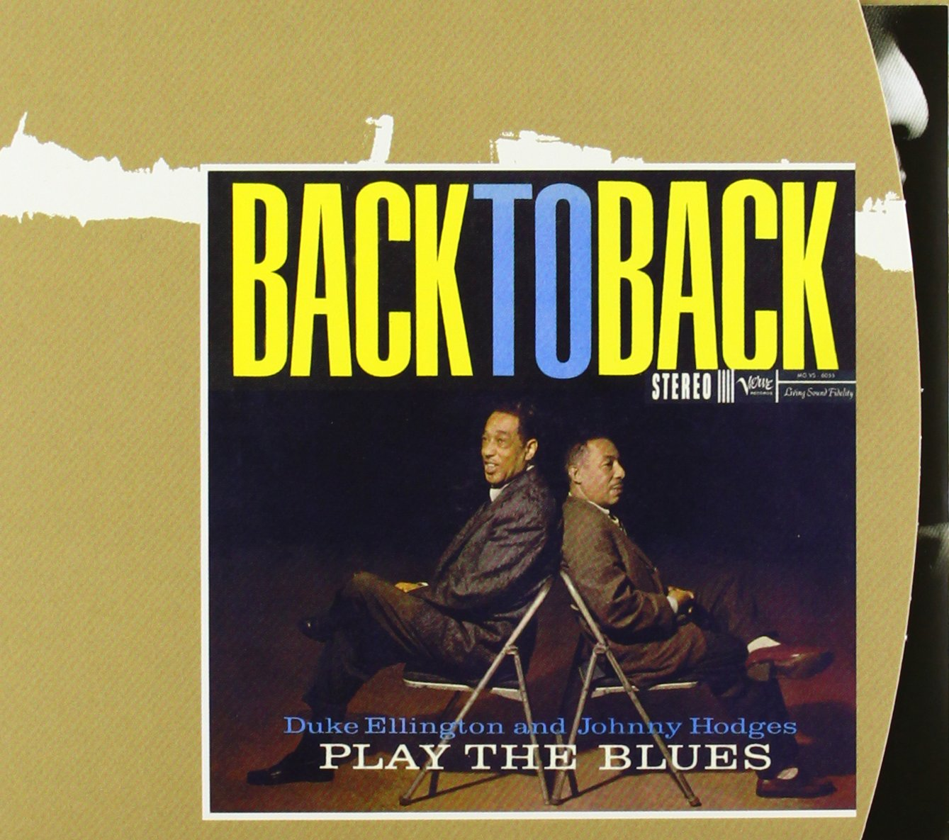 blues in orbit amazon co uk music back to back duke ellington johnny hodges play the blues