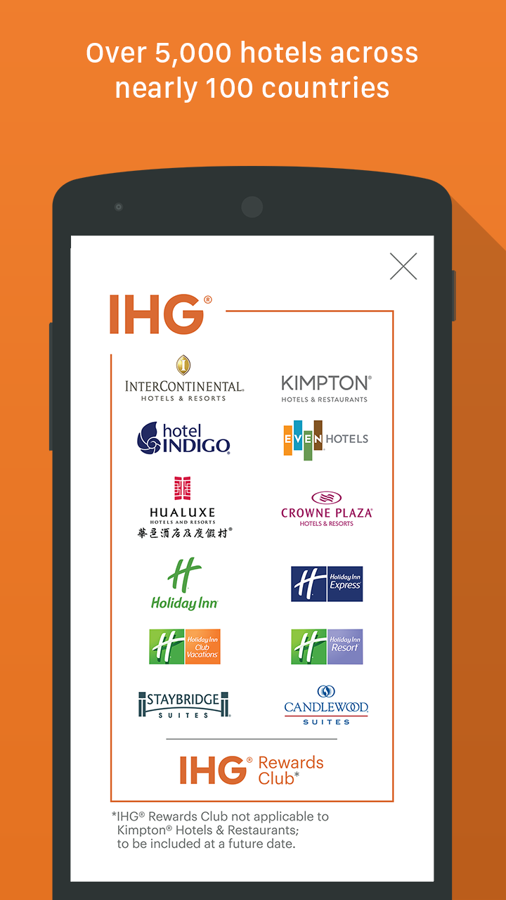 IHG® - Hotel Booking, Reservations & Deals - Import It All
