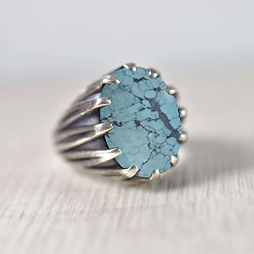 High Quality Sterling Ring With Design