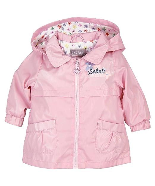 Boboli - Abrigos - para bebé niña Rosa 80