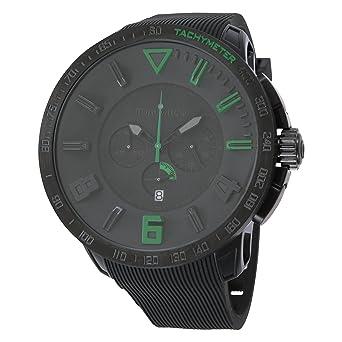 low priced 41f1c 5494d Amazon | Tendence時計ガリバースポーツクロノブラックボード ...