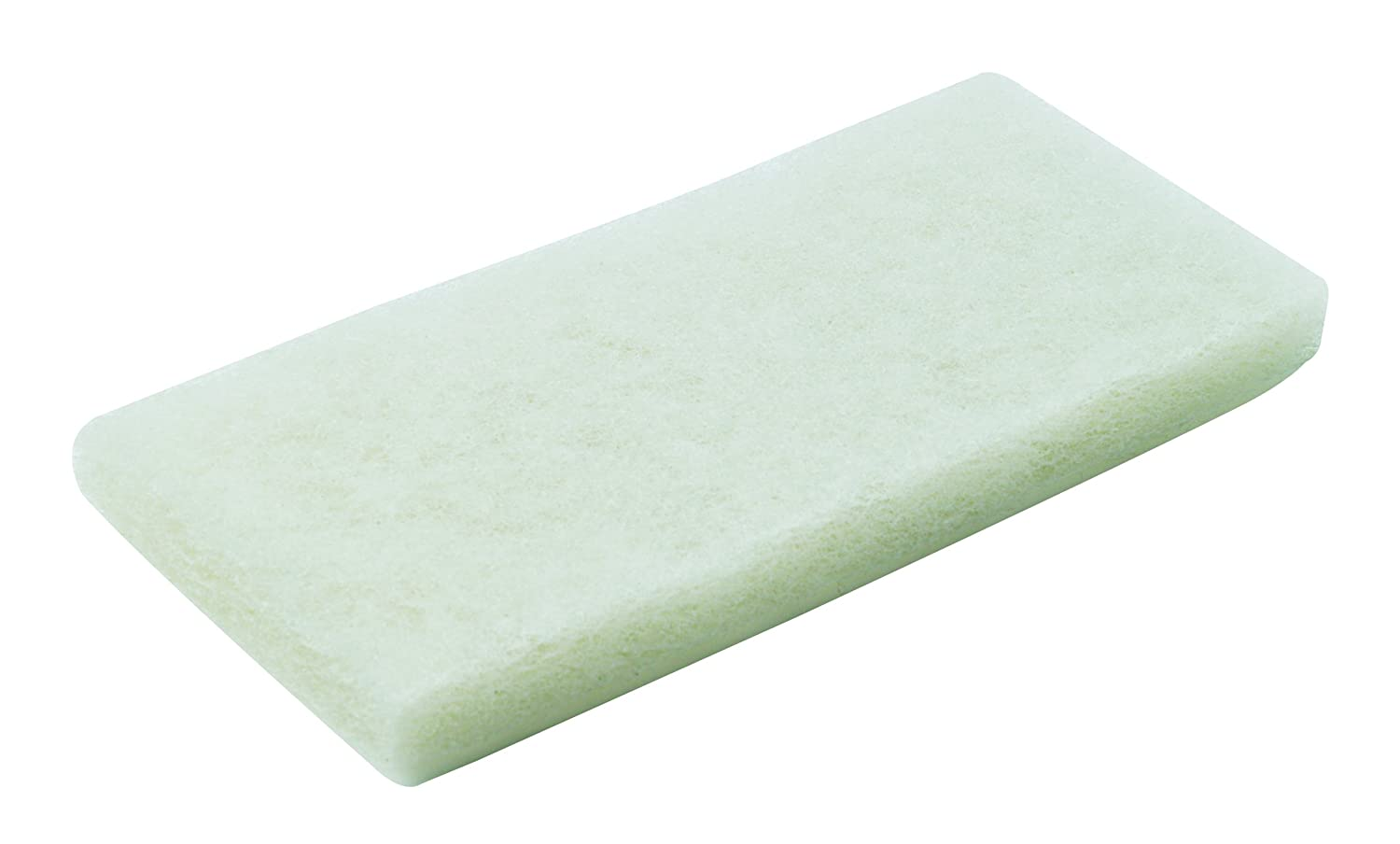 3M Doodlebug Cleaning Pad 8440 White 4.625 x 10 4 Boxes of 5