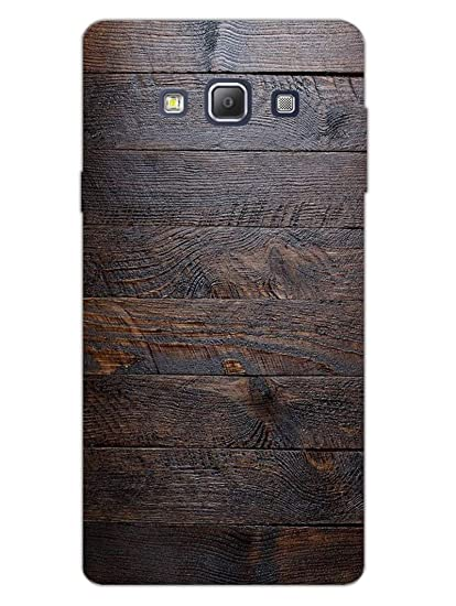 sports shoes 0b516 d1d30 Madanyu Samsung A7 2015 Back Cover - Designer Printed Hard Shell Case