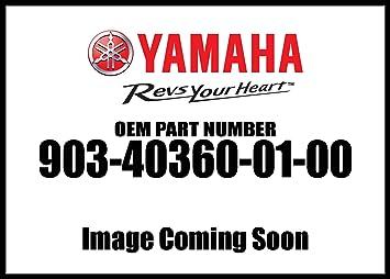 PLUG  STRAIGHT SCREW Yamaha 90340-36001-00
