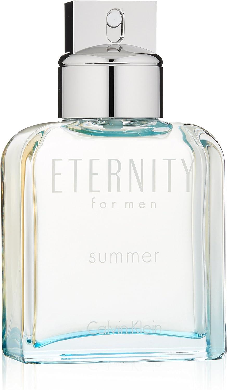 Calvin Klein Eternity Men Summer 2015 Eau de Toilette Vaporizador 100 ml