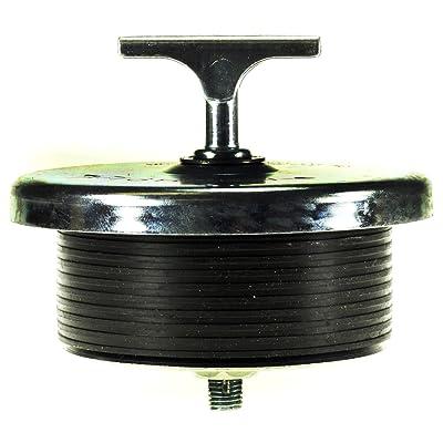 MotoRad 2023-00 Heavy Duty Fuel Cap Plug: Automotive