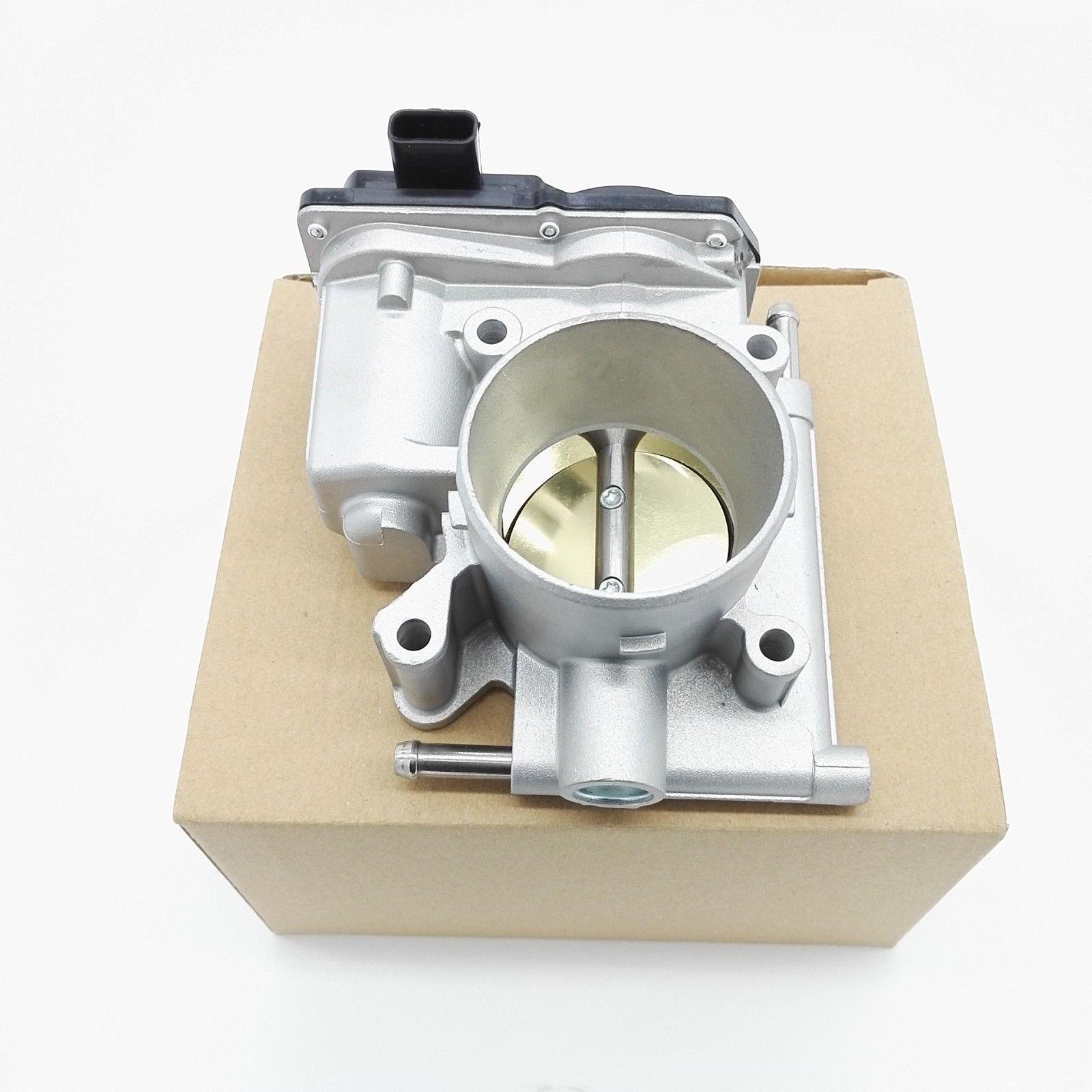 Fuel Injection Throttle Body For Mazda 3 Mazda 5 Mazda 6 2.0L 2.3L Non-Turbo L3R413640 by Nova Parts Sales