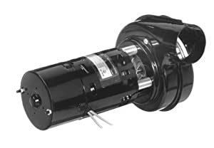 Fasco B23618 Shaded Pole OEM Replacement Specific Purpose Blower with Ball Bearing, 3000rpm, 115/208-230V, 0.95/0.45 amps, 70 CFM