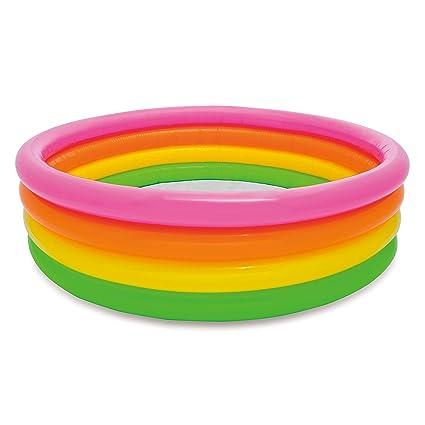 Amazon.com: Intex 56441ep Sunset Glow Pool: Toys & Games