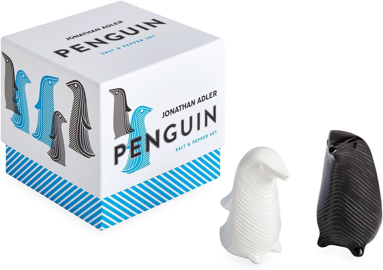 Jonathan Adler Penguins Salt Pepper Set, Multi
