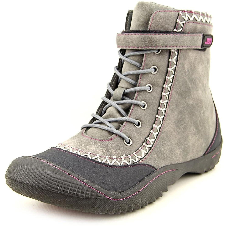 JBU by Jambu Sami Women Round Toe Synthetic Gray Winter Boot