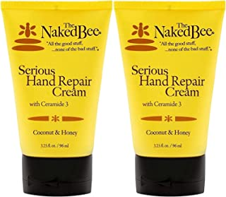 product image for The Naked Bee Serious Hand Repair Cream Lotion Coconut & Honey 3.25 oz