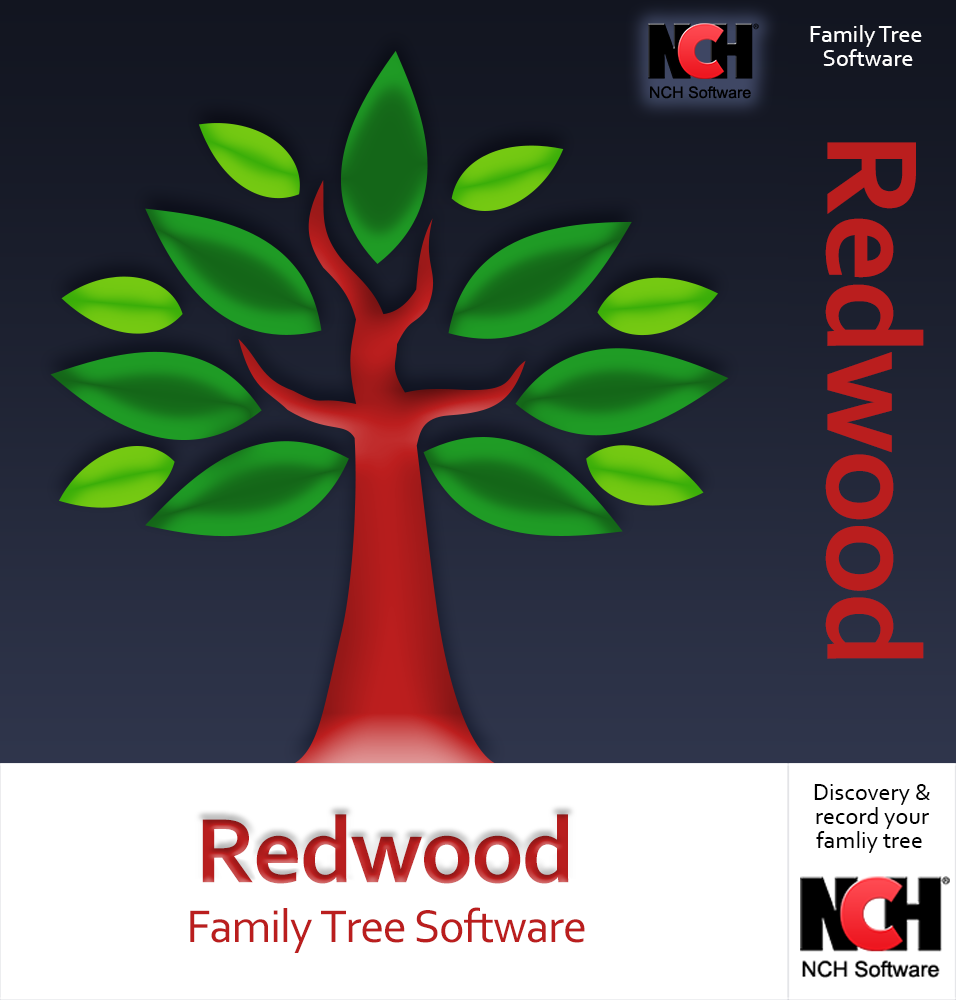 Redwood Free Family Tree and Genealogy Research Software