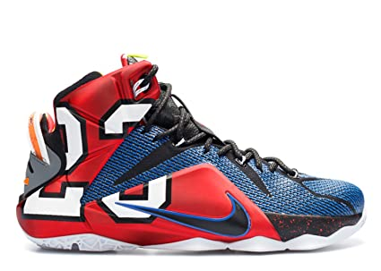 sale retailer 5630c 6a4ee Buy LEBRON 12 SE What The LEBRON (UK 7) Online at Low Prices ...