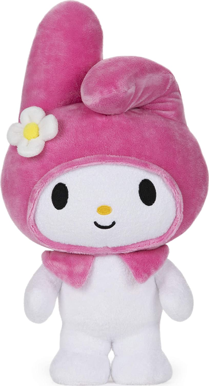 GUND Sanrio Hello Kitty My Melody Plush Stuffed Animal, 9.5
