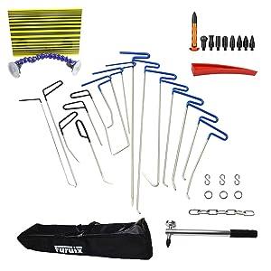 4. Furuix PDR Kit Pdr Rod Tool Kit Dent Remover Kit