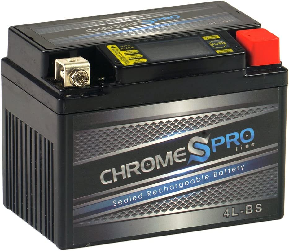 iGel Battery YTX4L-BS High Performance iGel Maintenance Free