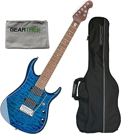 Sterling JP157 NBL John Petrucci 7 cuerdas Guitarra eléctrica ...