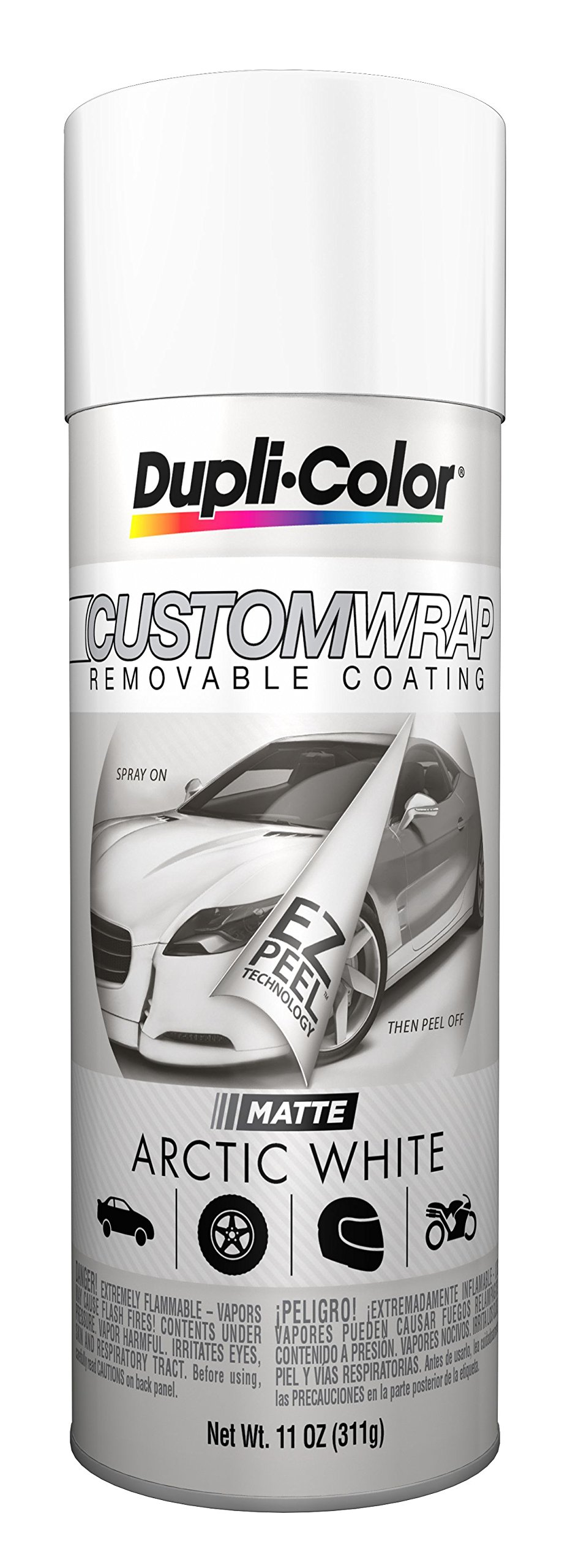 Dupli-Color CWRC798-6PK Custom Wrap Removable Coating - 11 fl. oz, (Pack of 6)
