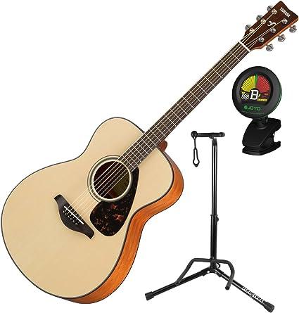 Yamaha FS800 pequeño cuerpo Folk Sitka spurce Top Guitarra ...