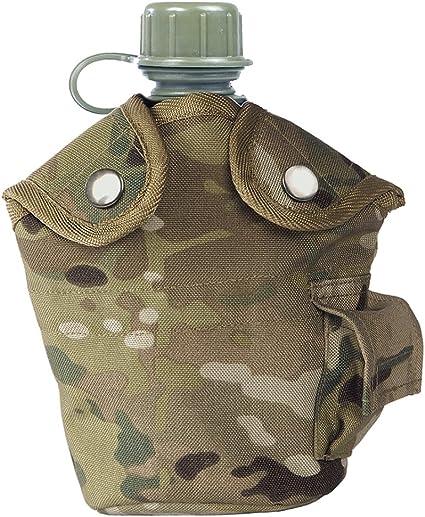 Mil-Tec Gourde militaire US avec housse