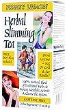 21st Century Herbal Slimming Tea, Honey Lemon - 24 Tea Bags, 3 Pack