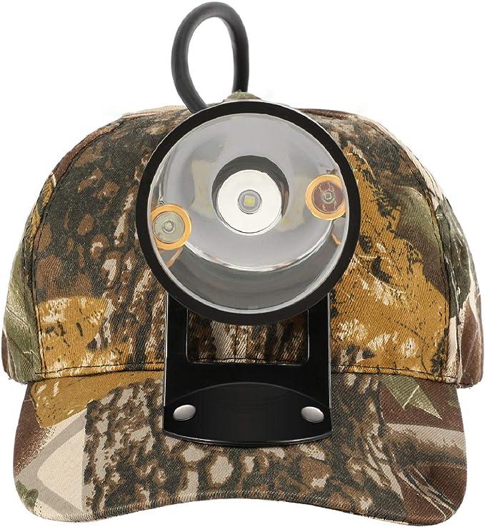 Best headlamp for hunting: Kohree CREE 80000 LUX