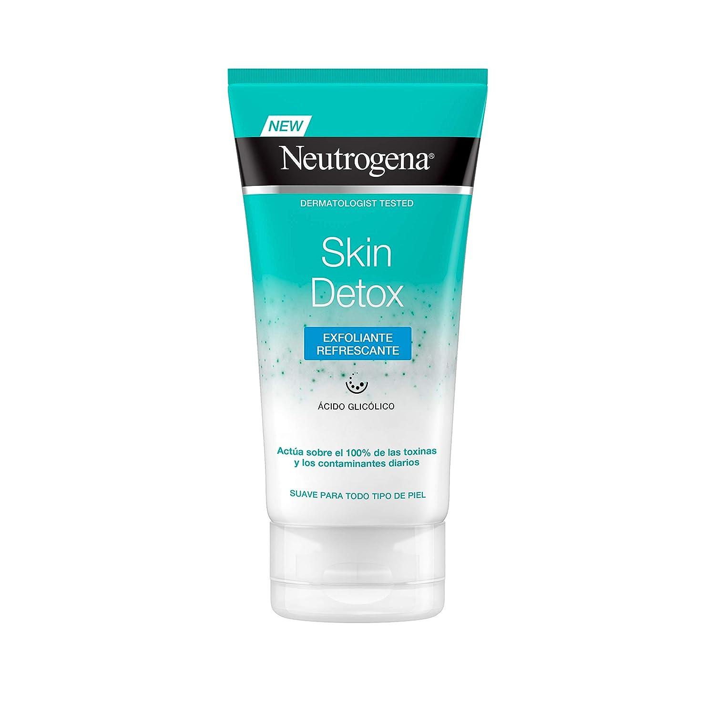 Neutrogena Detox Gel Exfoliante Y Refrescante - 150 ml.
