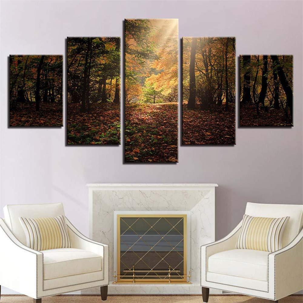 Pintura decorativa, Luz de alta intensidad de fibra química ...