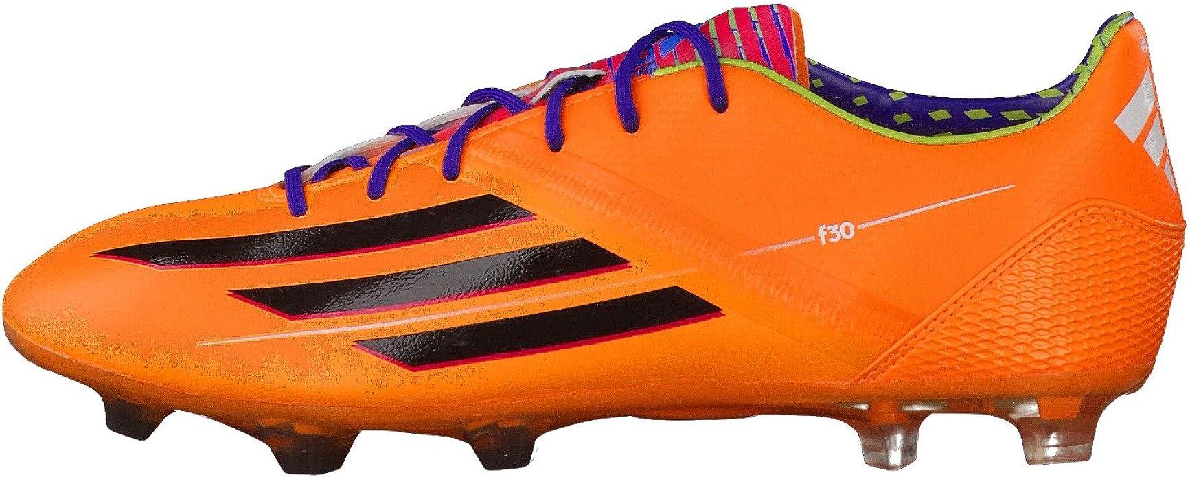 adidas F30 TRX TF - Botas de fútbol para Hombre Naranja Solar ...