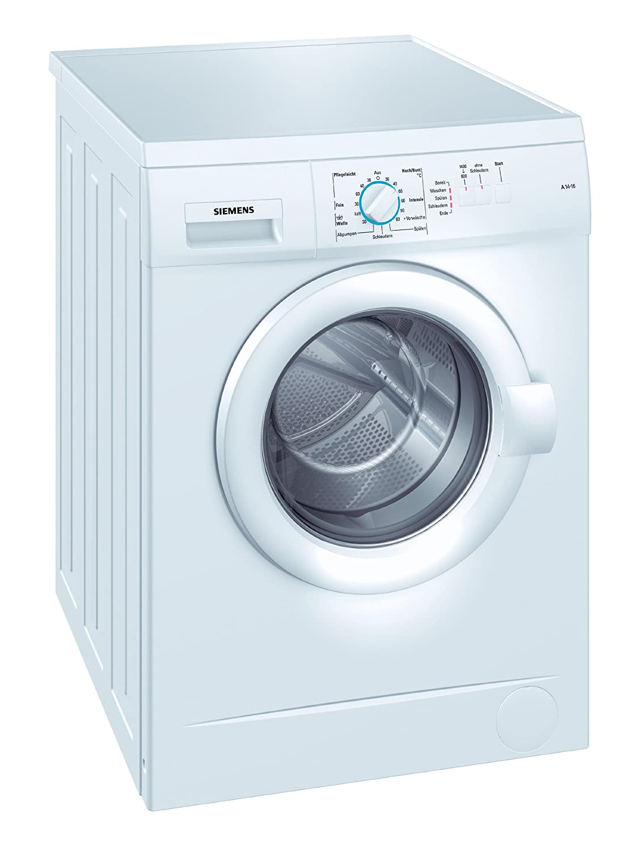 Siemens waschmaschine gewicht