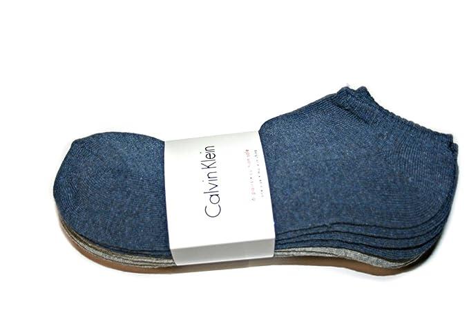 d9d89d5917f Calvin Klein Men s Athletic Liner Socks - 6 Pack at Amazon Men s Clothing  store