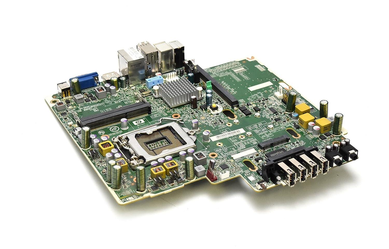 HP 611836-001 Genuine OEM Compaq 8200 Elite Ultra Small Form Factor USFF  Motherboard Main System Logic Board CPU Processor Socket 115XLM 611800-000