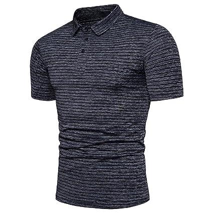 Camiseta para hombre con cuello en V, covermason camisa polo de ...