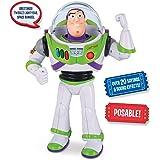 Disney Toystory Talking Buzz B/O, Multi-Colour, 12In, 64069