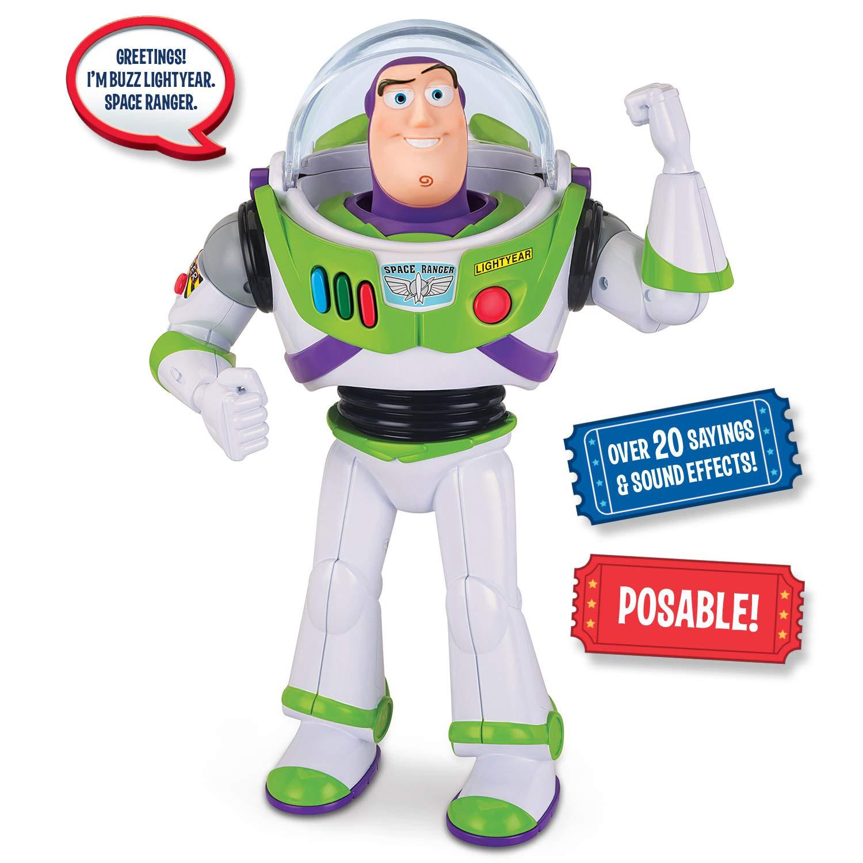 Toy Story Disney Pixar 4 Buzz Lightyear Action Figure