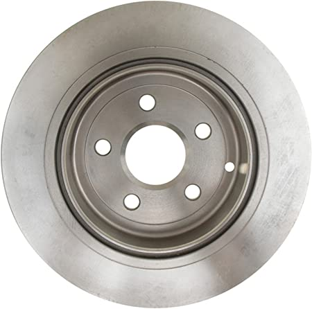 ACDelco 18A2629 Professional Durastop Rear Drum In-Hat Disc Brake Rotor