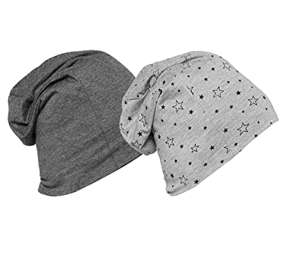 081fcdcfb35 Vimal Multicolor Blended Free Size Beanie Cap For Men(Pack Of 2)  Amazon.in   Clothing   Accessories