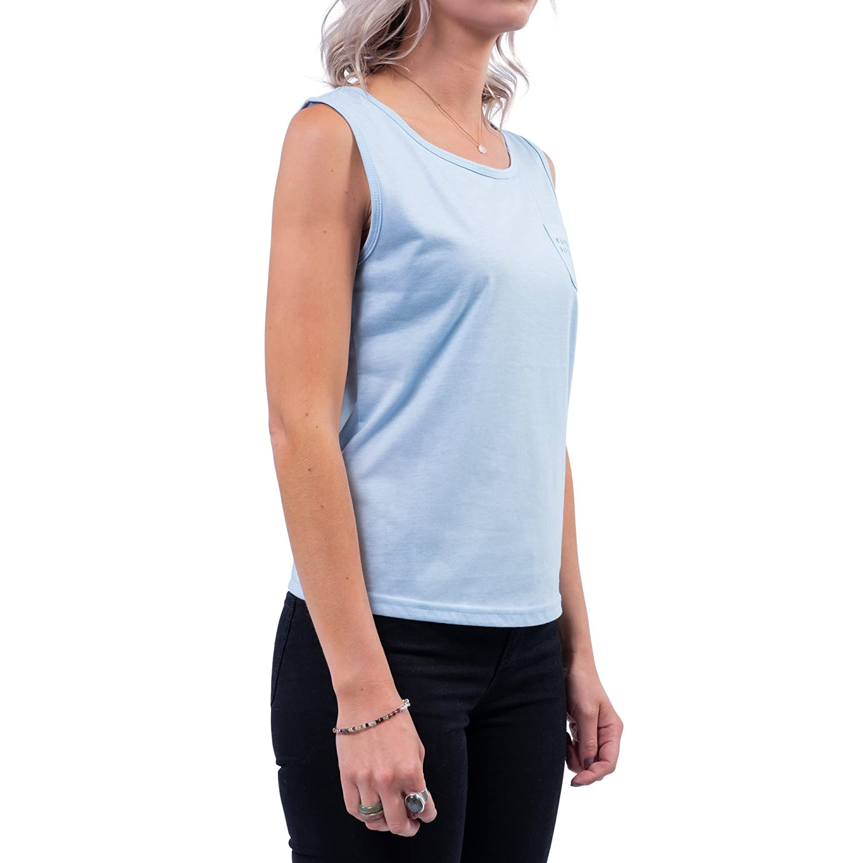 Rupert and Buckley Camiseta sin Mangas - para Mujer: Amazon.es: Ropa y accesorios