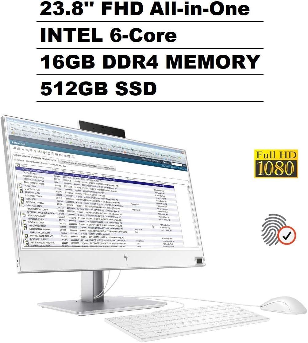2020 HP EliteOne 800 G4 23.8