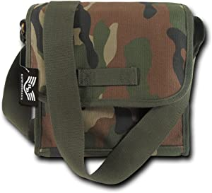 Rapiddominance Camo Field Bag, Woodland