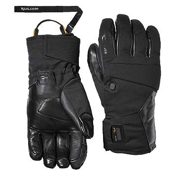 Amazon.com: Kjus Hombre BT 2.0 guantes tamaño 9 (Tamaño ...