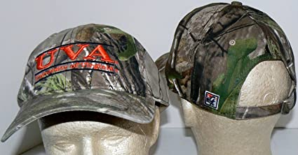 b8f1553338350 Image Unavailable. Image not available for. Color  NCAA Officially Licensed University  of Virginia Cavaliers Real Tree Camo Embroidered Baseball Hat