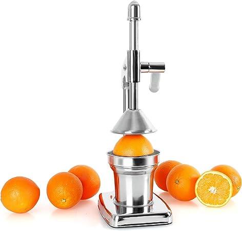 OneConcept Presse Agrumes Manuel de Oranges Levier