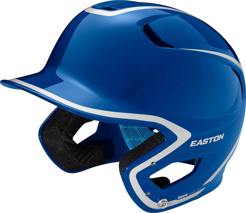 Easton Adult Z5 2.0 High Gloss Two-Tone Batting Helmet A168513