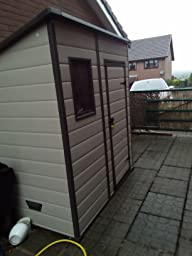 Amazon Co Uk Customer Reviews Keter Manor Pent Outdoor