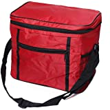 Linen lunch bag fresh keeping bag cooler bag portable tote bag COB2 HD