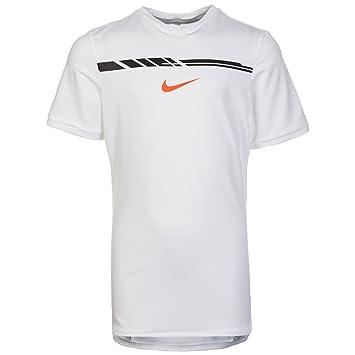 Nike Rafa Challenger Tennisshirt Kinder: : Sport