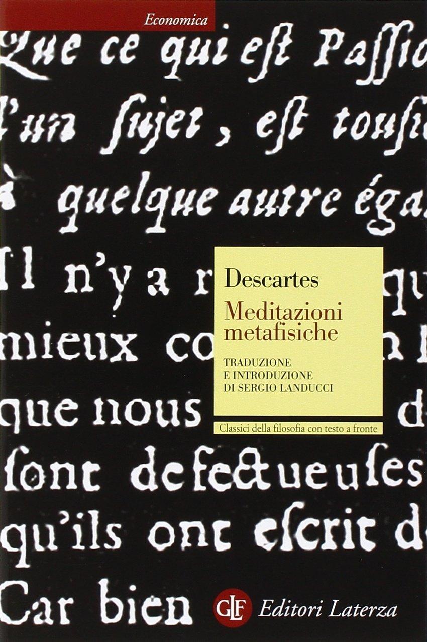 Meditazioni Metafisiche (Italian Edition)